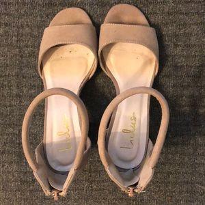 Lulus block heels